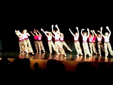 T.I 'New National Anthem' Spring Dance Show