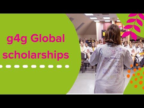 Global Scholarship greenlight girls!