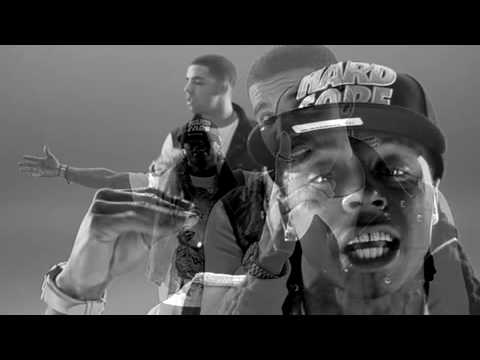 Lil Wayne ft. Drake - Right Above it LYRICS HD