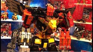 Hasbro's Transformers Reveals at New York Toy Fair 2018 ( Predaking, Studio Series, and more )