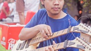 [Keren Bangeet] Super Mario Bros Guitar Cover by Erik Setiawan