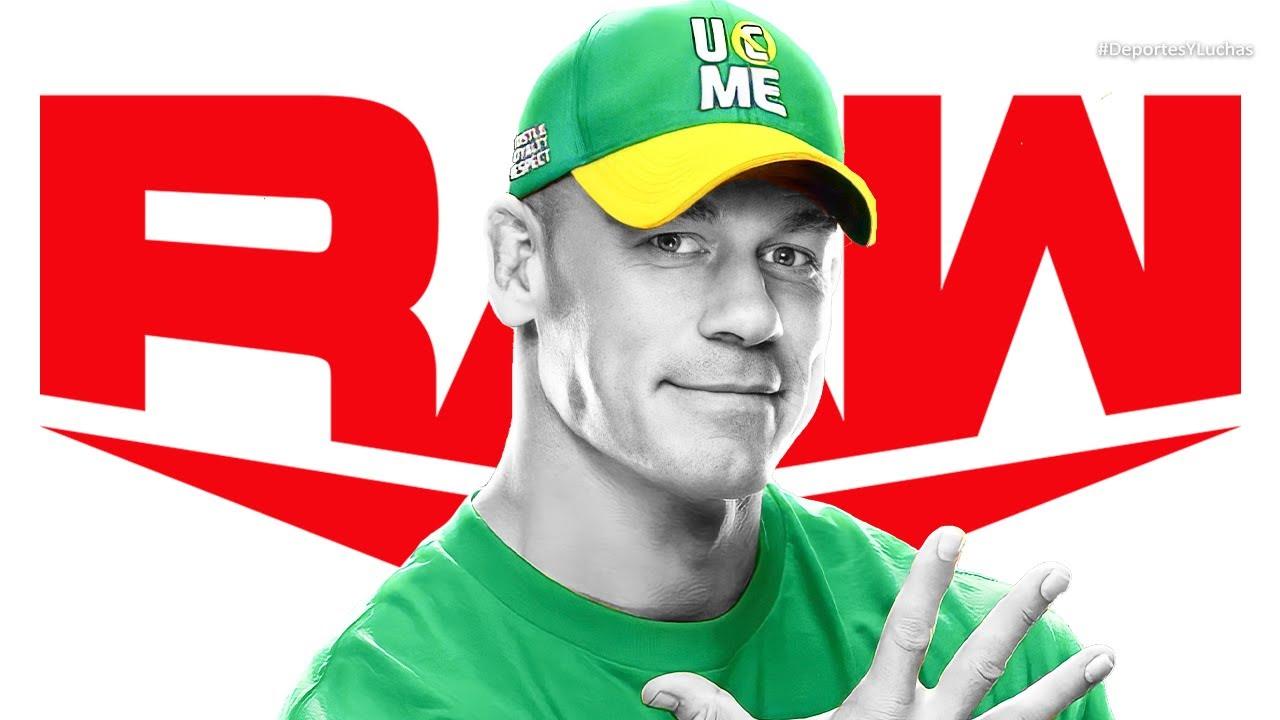 GOLDBERG REGRESA A WWE | RAW 19 de Julio 2021 | JOHN CENA REGRESA A RAW 🔥
