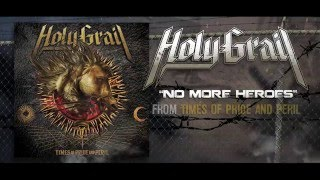 HOLY GRAIL -  No More Heroes (Lyric video)