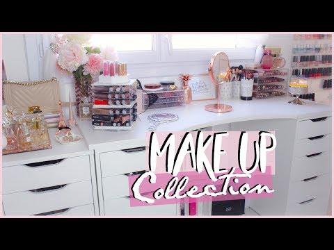 ♡ Rangement/Organisation Makeup !