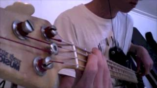 Morcheeba - Blood like lemonade - Cover bass