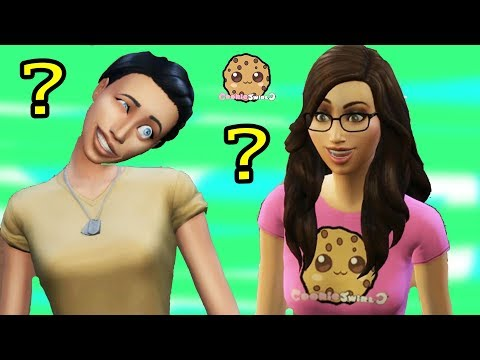 Strange People In Strangerville - Cookie Swirl C Sims 4 Adventure Video Game Let's Play