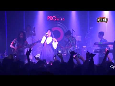 KONEG LIQUID & Nella Kharisma ~ BIDADARI KESLEO [LIVE CONCERT - Liquid Semarang] [Cover KONEG JOGJA]