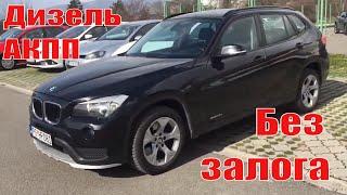 Аренда авто в Черногории. BMW X1,2015. Без залога и франшизы