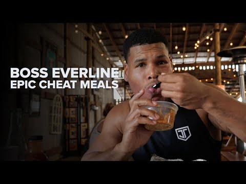 Celebrity Trainer Ron Boss Everline | Epic Cheat Meals
