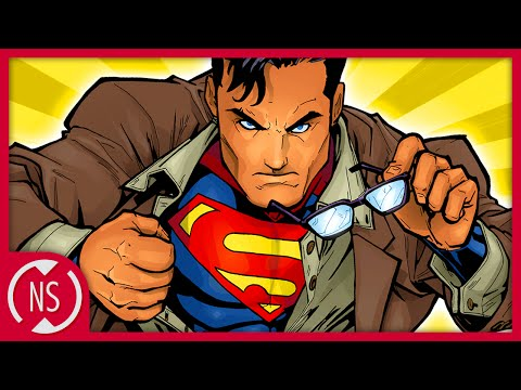 Why Can't People Tell CLARK KENT is SUPERMAN?!? || Comic Misconceptions || NerdSync