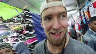 I visited MONAS in Jakarta!! (And ate Otak-Otak/Murtabak)