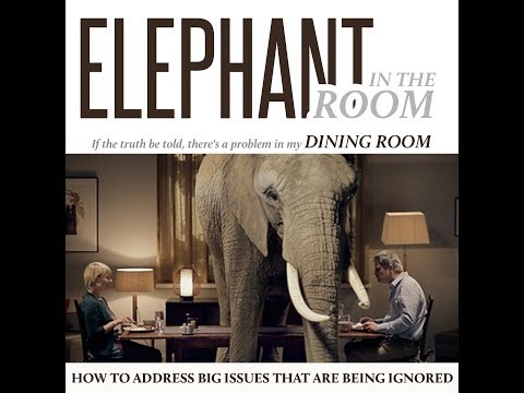 The Elephant In The Dining Room