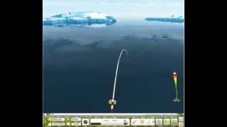 Трофейная рыбалка / Антарктида/ 200 уровень / тест 12000/ монстры(Видео сделано при поддержке сайта http://bystreynaletay.com., 2015-09-15T10:05:09.000Z)