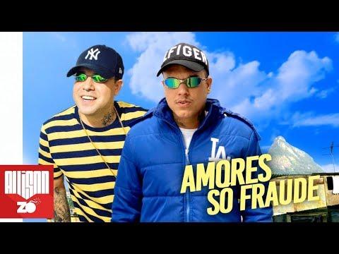 MC Cassiano E MC Sika - Amores Só Fraude (Deejhay Pedro)