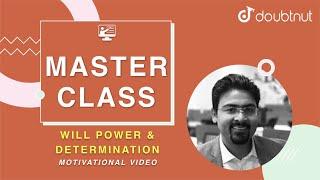 2 PM Master Class   Motivation -  By DJ Sir   Will Power & Determination   Motivational Video