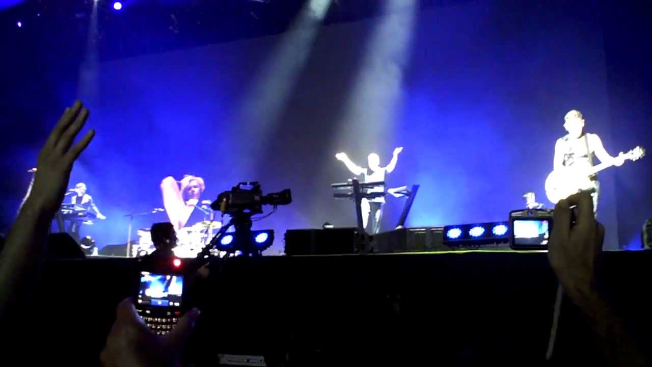 Depeche Mode - Enjoy The Silence - Tel Aviv May 2013