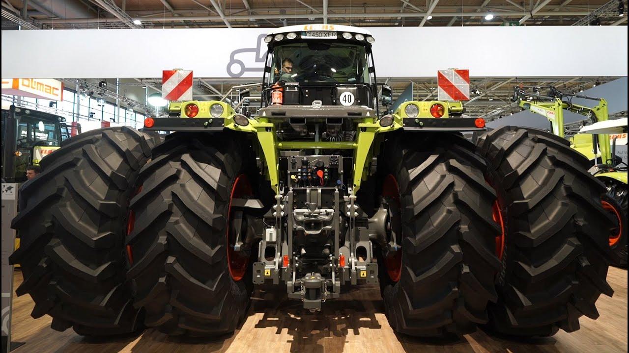 Agritechnica 2015 - Highlights und Messerundgang - YouTube