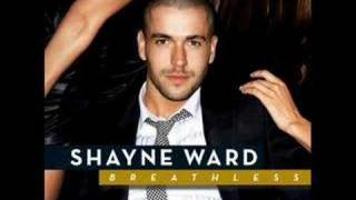 Shayne Ward Breathless (Snowflake