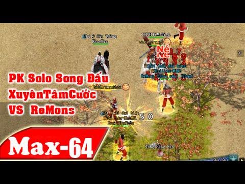 Pk VL2 Song Đấu XuyênTâmCước Win ReMons Với tỷ số 3-0 | NhacMax -P64