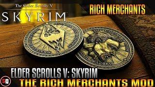The Elder Scrolls V: Skyrim - Rich Merchants Mod
