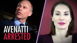 """Creepy porn lawyer"" Avenatti facing felony charges | Amanda Head"
