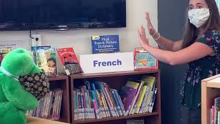 Junior and Young Adult French Books @ PSPL!
