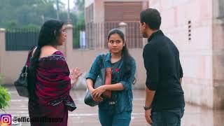 Parts 1 $ 2 Mummy, Yeh Teri Hone Wali Bahu Prank On Cute Girls IN INDIA ! 2018