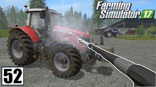 Mycie maszyn - Farming Simulator 17 (#52)   gameplay pl