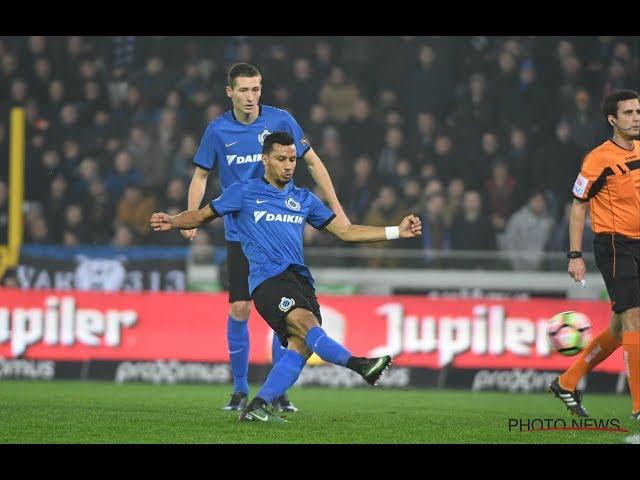 2016-2017 - Club Brugge - KV Kortrijk - GOAL Ricardo Van Rhijn
