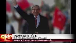 Erzurum CHP Milletvekili Aday Adayı Tacettin Kızıloğlu
