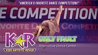 """Only Fault"" from Alternative Dance Centre"