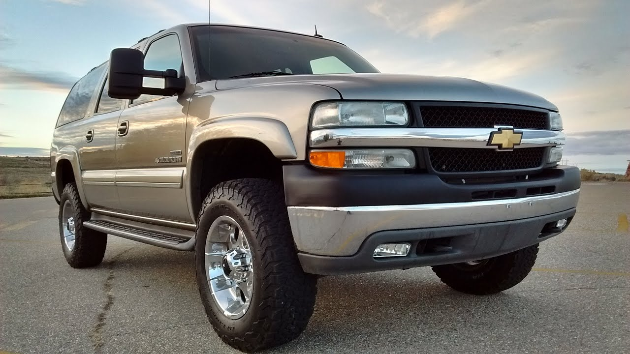 2003 chevrolet suburban 2500hd _ custom duramax suburban _ 0479 youtube