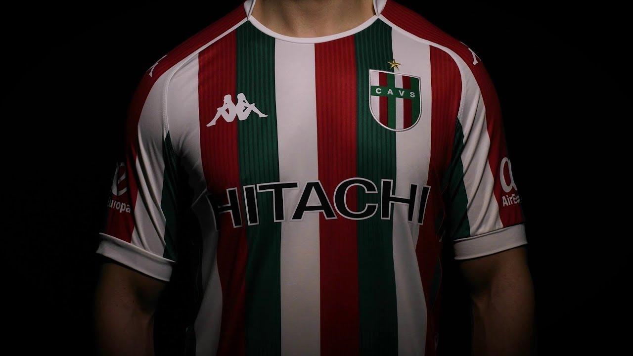 1de81e28e43 Terceira camisa do Vélez Sarsfield 2019 Kappa - La Vera Italiana | MDF