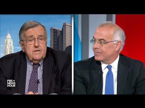 Shields and Brooks on the mail bombs and politics as an identity