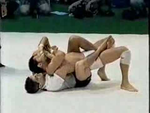 Caol Uno vs. Jean-Jacques Machado