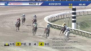 Carrera 2 20/Abril/2019 (Diamond Racer)