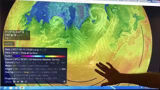 Hurricane Ophelia Heads To Ireland