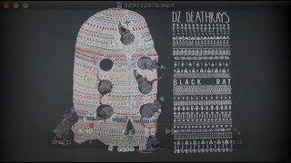 DZ Deathrays - Gina Works At Hearts (Official Audio)