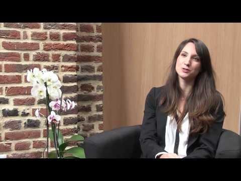Justine ancienne étudiante Licence Professionnelle Banque
