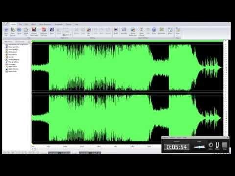 Como Editar uma Música