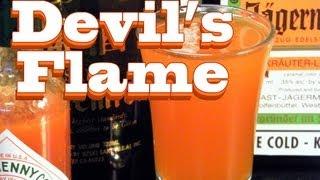 Devils Flame Shot - TheFNDC.com