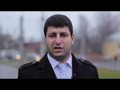 Видеоблог Акопа Абгаряна - Беспредел в районе Перово города Москвы