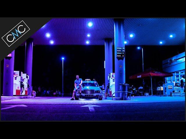 Night Drift Show 2   W124 - Szabó Tomi