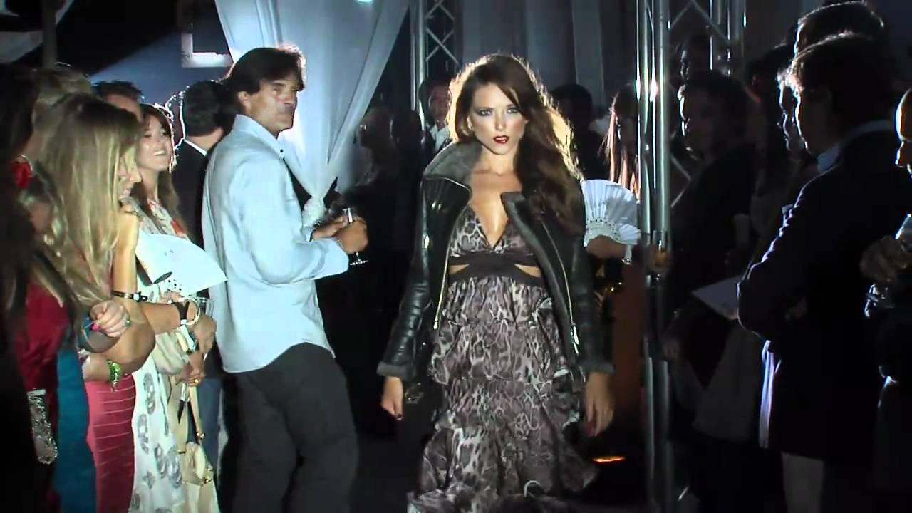 4900a83fee PHILIPP PLEIN Cannes Store Opening & Fashion Show - YouTube