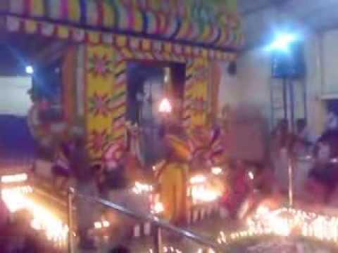 Mahamangalari in Sri Ragavendra Swamy Mutt, Tirunelveli