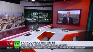 Biometrics needed to control EU immigration – ex-Italian FM