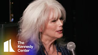 Emmylou Harris on Linda Ronstadt | 2019 Kennedy Center Honors Backstage