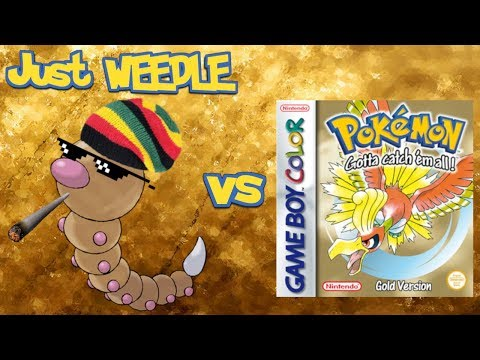 Can You Beat Pokemon Gold/Silver With Just A Weedle?