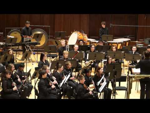 Americans Lost, Christopher Tucker, Detroit Symphony Civic Symphonic Band, 5/4/14