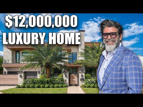 Amazing Modern Mansion 2437 Delmar  place - Fort Lauderdale, FL, USA